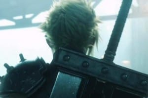 Final Fantasy 7 Remake teased with new preview