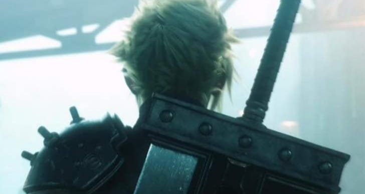 Final Fantasy 7 Remake playable demo in 2017 teased