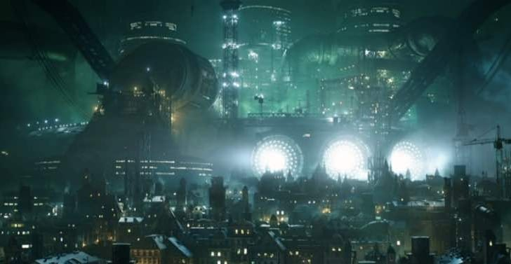 Final Fantasy 7 Remake PS4 release date in 2016 or 2017