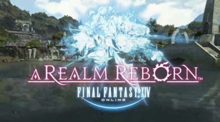 Final Fantasy 14 PS4 trailer with exclusive features