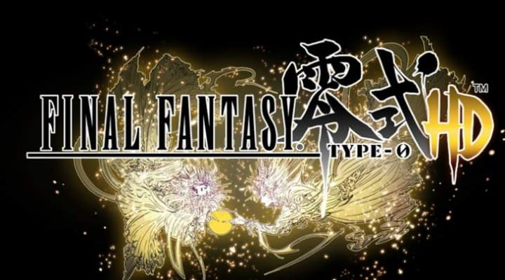 Final Fantasy Type 0 HD PS4 gameplay in English