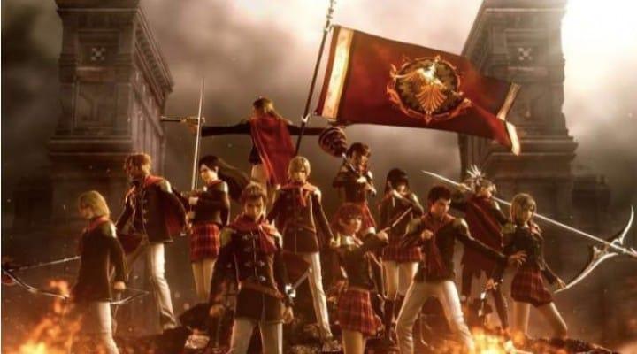 Final Fantasy Type-0 HD PS4 update