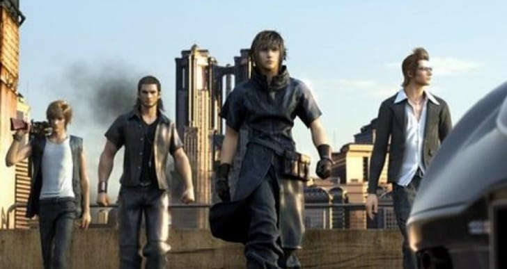 Final Fantasy Versus XIII new challenges on PS4, PS3