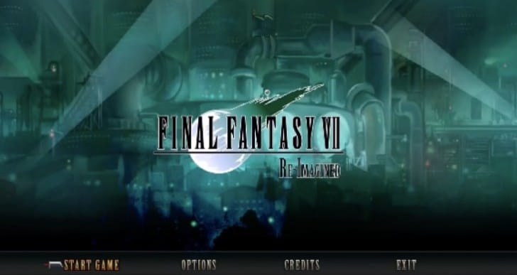 Final Fantasy 7 Remake wait with Reimagined game