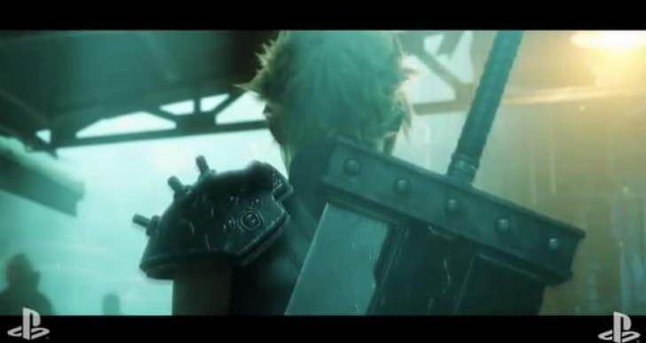 Final Fantasy VII remake first on PS4 kills Xbox fans