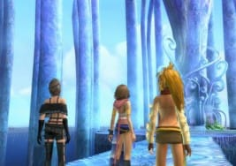 Final Fantasy X-2 HD bonus content on PS3, PS Vita