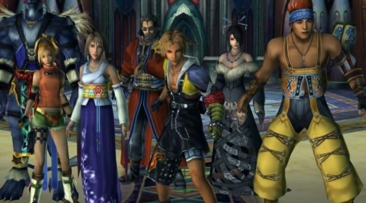 Final Fantasy X HD release date fears on PS Vita