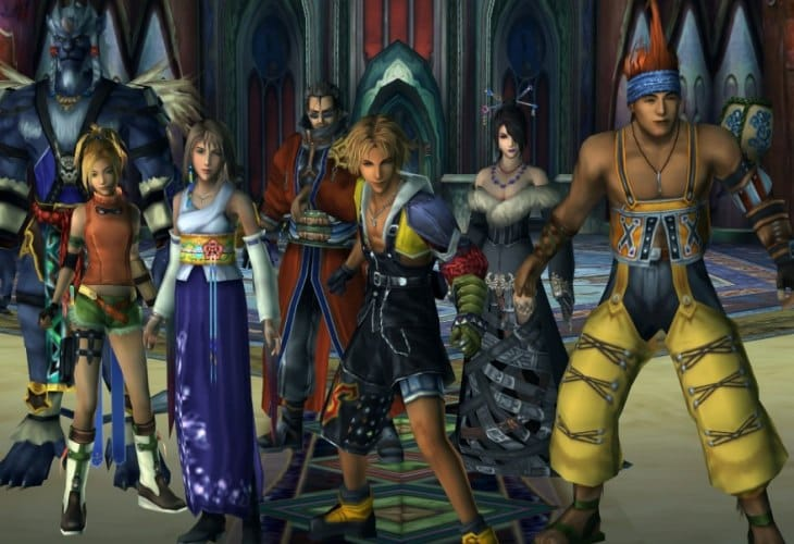Final Fantasy X HD release date fears on PS Vita