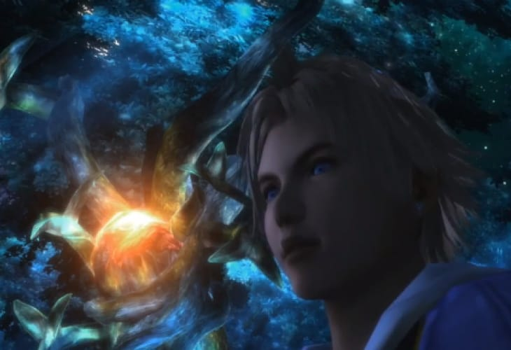 Final Fantasy X HD graphics shown in trailer