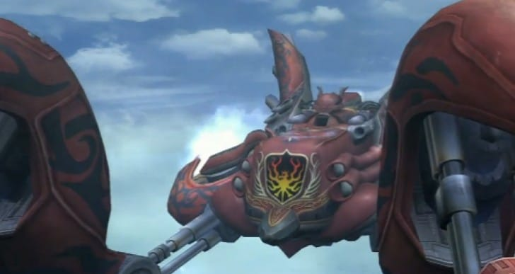 Final Fantasy X HD excitement with preview