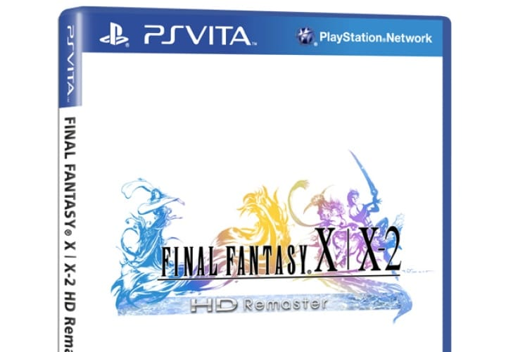 Final Fantasy X HD PS Vita release date with surprise