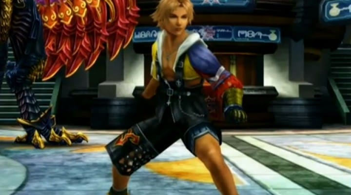 Final Fantasy X HD PS Vita tease lacked release date