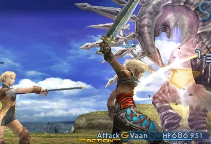 PS Vita hopes with Final Fantasy XII HD