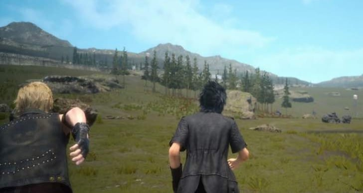 Final Fantasy XV Episode Duscae demo code details