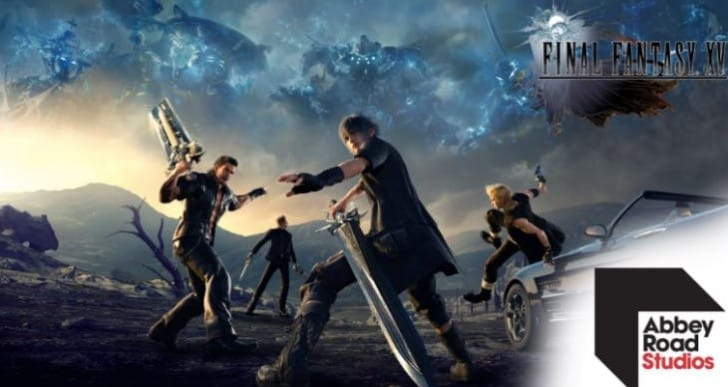Final Fantasy XV OST soundtrack list with surprise