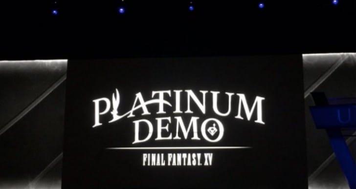 Final Fantasy XV Platinum Demo with free DLC