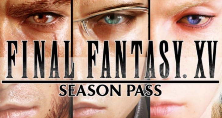 Final Fantasy XV Season Pass with free PSN credit code