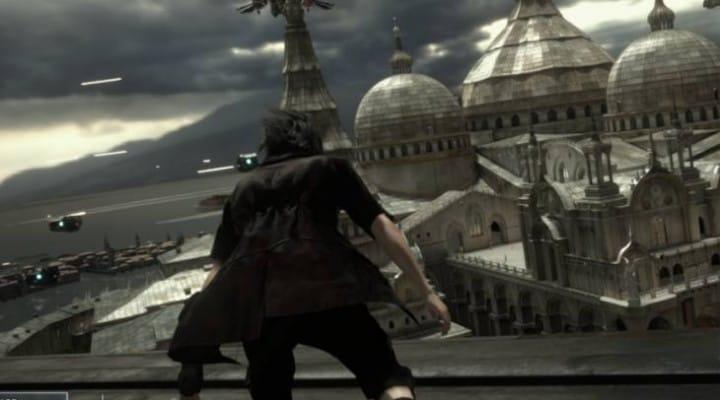 Final Fantasy XV Vs Kingdom Hearts 3 desire