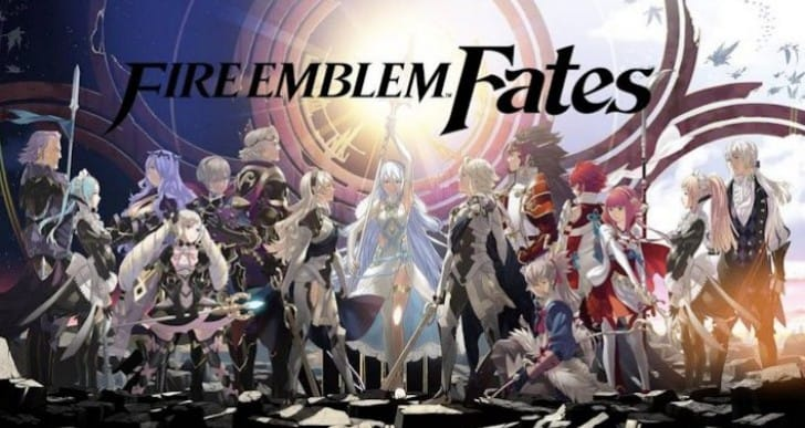 Fire Emblem Fates Revelation US release date with EU wait