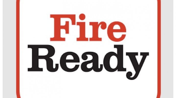 Fireready app with CFA alert for Android, iOS