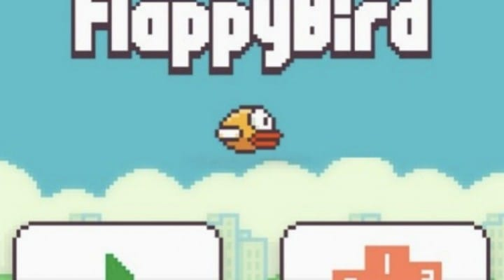 Flappy Bird app going from iPhone, Android