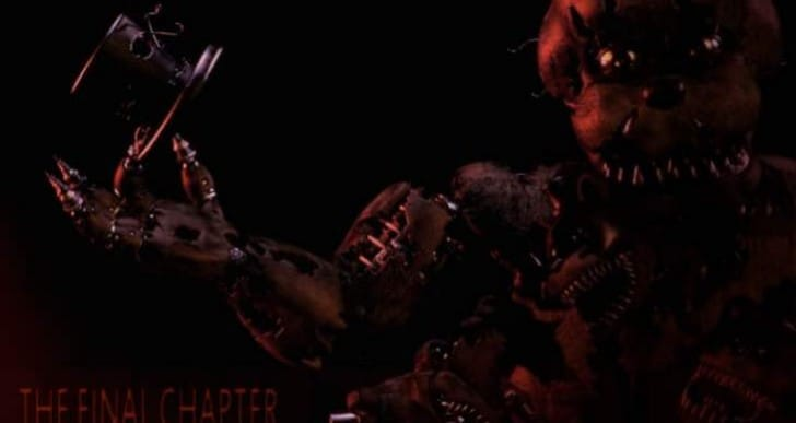 Five Nights at Freddy's 4 release date for Android, iOS