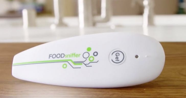 Food Sniffer gives your nose a break for £90