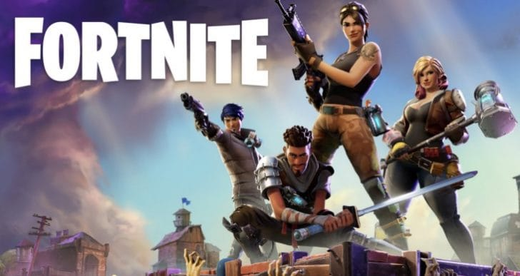 Fortnite PS4 update 1.10 with Battle Royale patch notes