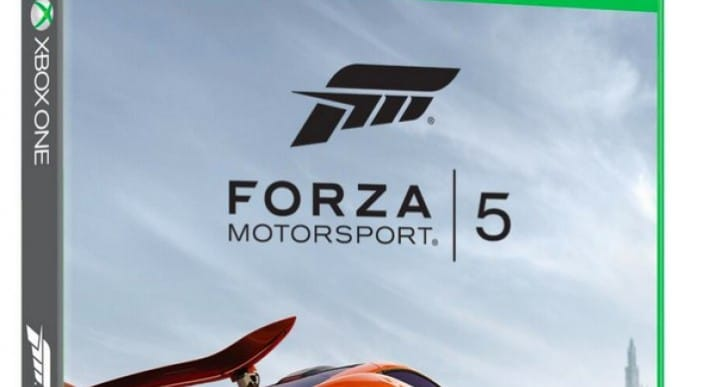 Forza 5 breaking boundaries with 1080p, 60FPS