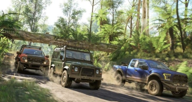 Forza Horizon 3 demo download today on PC