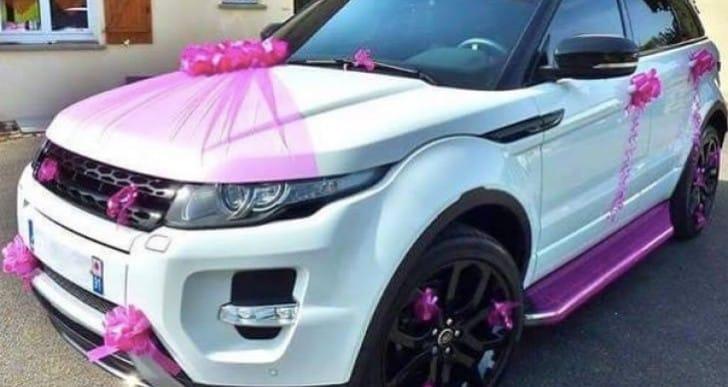 2016 Free Range Rover Facebook Scam in wild
