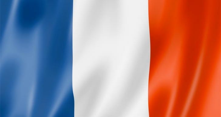 Add French flag to change Facebook profile to overlay picture