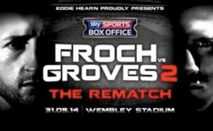 Carl Froch vs George Groves 2, Fight Night prediction