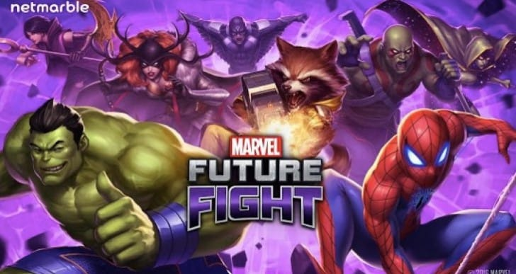 Marvel Future Fight 1.9 Error Code Invalid-Response fix needed