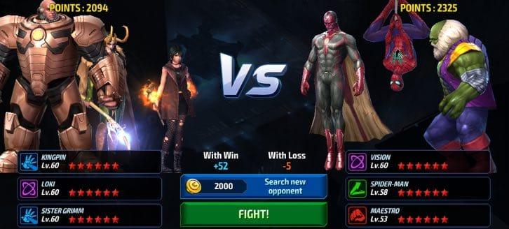 future-fight-1.9.5-timeline-battle