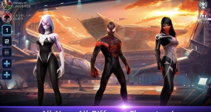 Marvel Future Fight 1.8 update release imminent