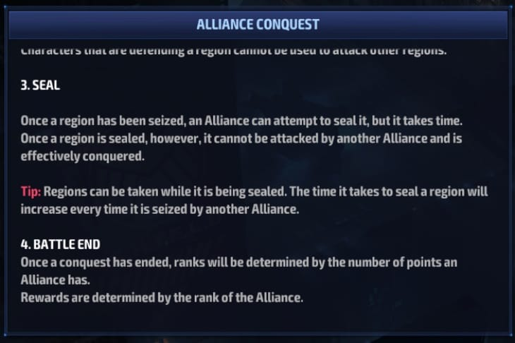 future-fight-alliance-conquest-how-to-play