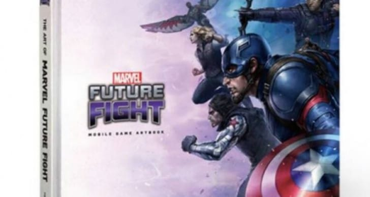 Marvel Future Fight New Cards from Art Book available