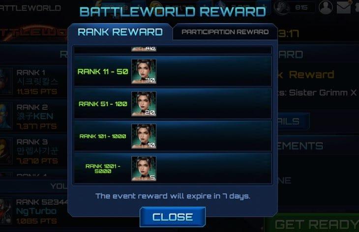 future-fight-battleworld-rewards