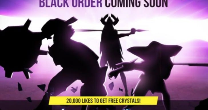 Marvel Future Fight Black Order update revealed