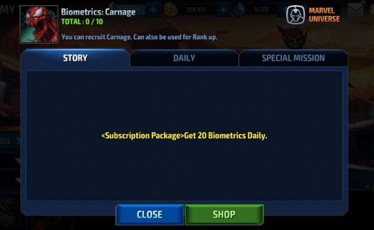 future-fight-carnage-subscription