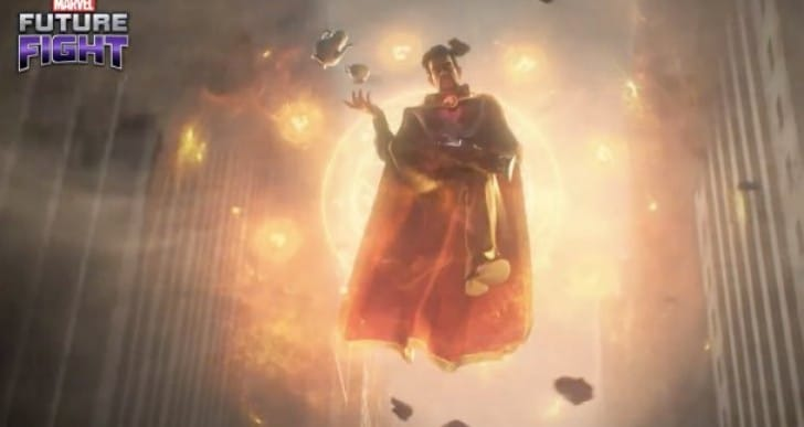 Dr Strange Future Fight release after official tease