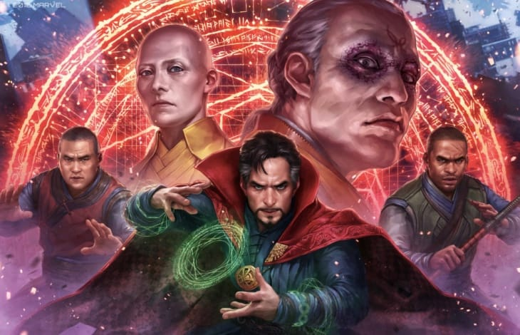 future-fight-dr-strange-art