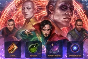 Marvel Future Fight Epic Quest for Dr Strange