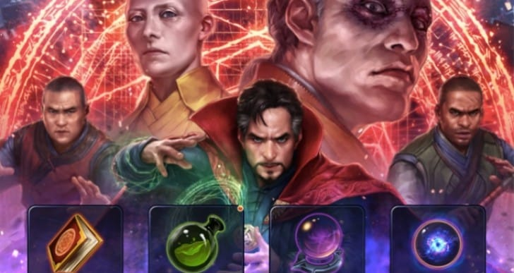 Future Fight Dr Strange Epic Quest task list