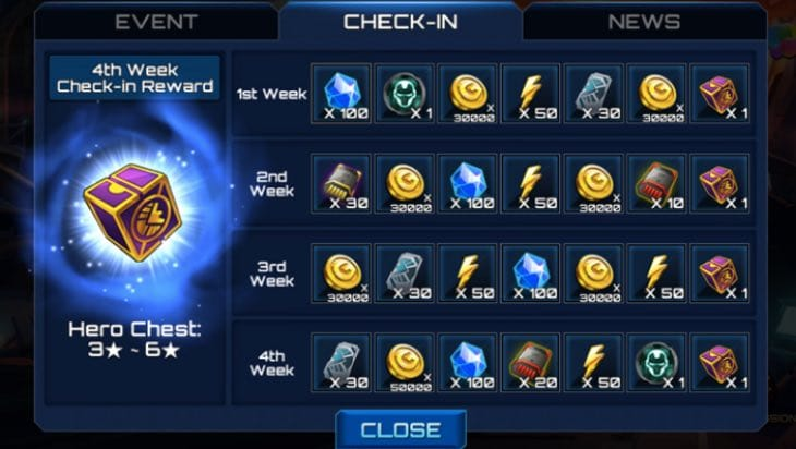 future-fight-new-check-in-rewards