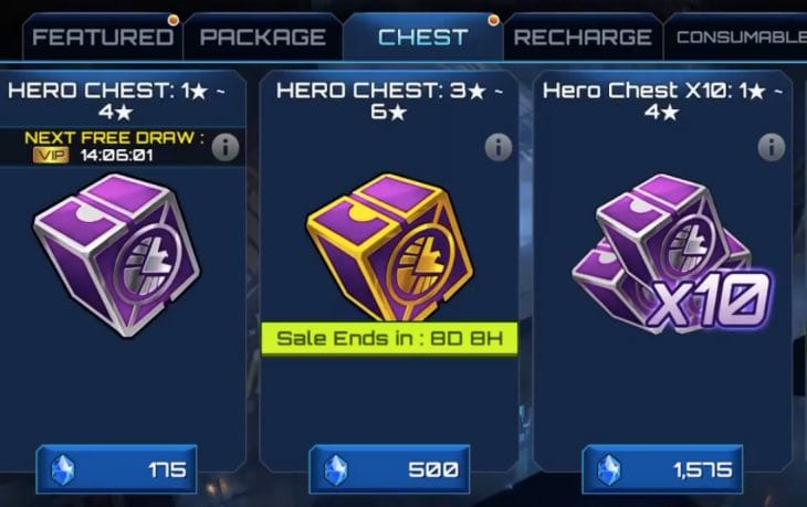 future-fight-new-hero-chest-3-6-opening