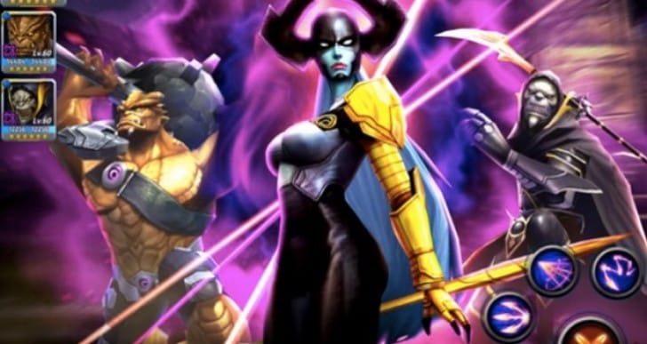Marvel Future Fight March uniforms, raid update revealed