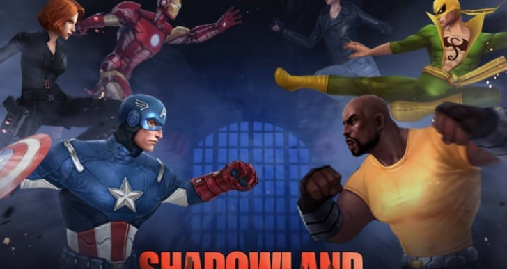 Marvel Future Fight King of the Hill Shadowlands