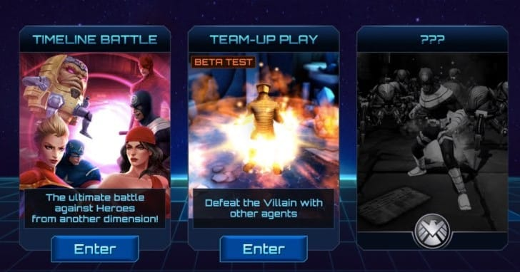 Marvel Future Fight Team-up, Alliance problems